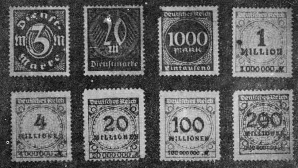 Estampillas alemanas001