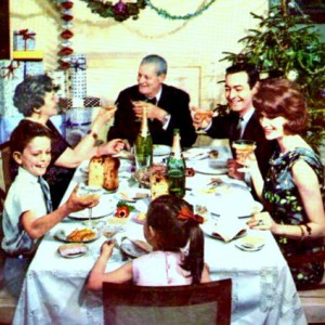 Familia en Navidad001
